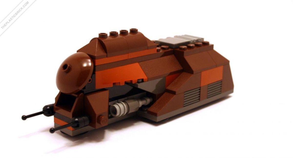 LEGO Star Wars MTT 4491 Assembled
