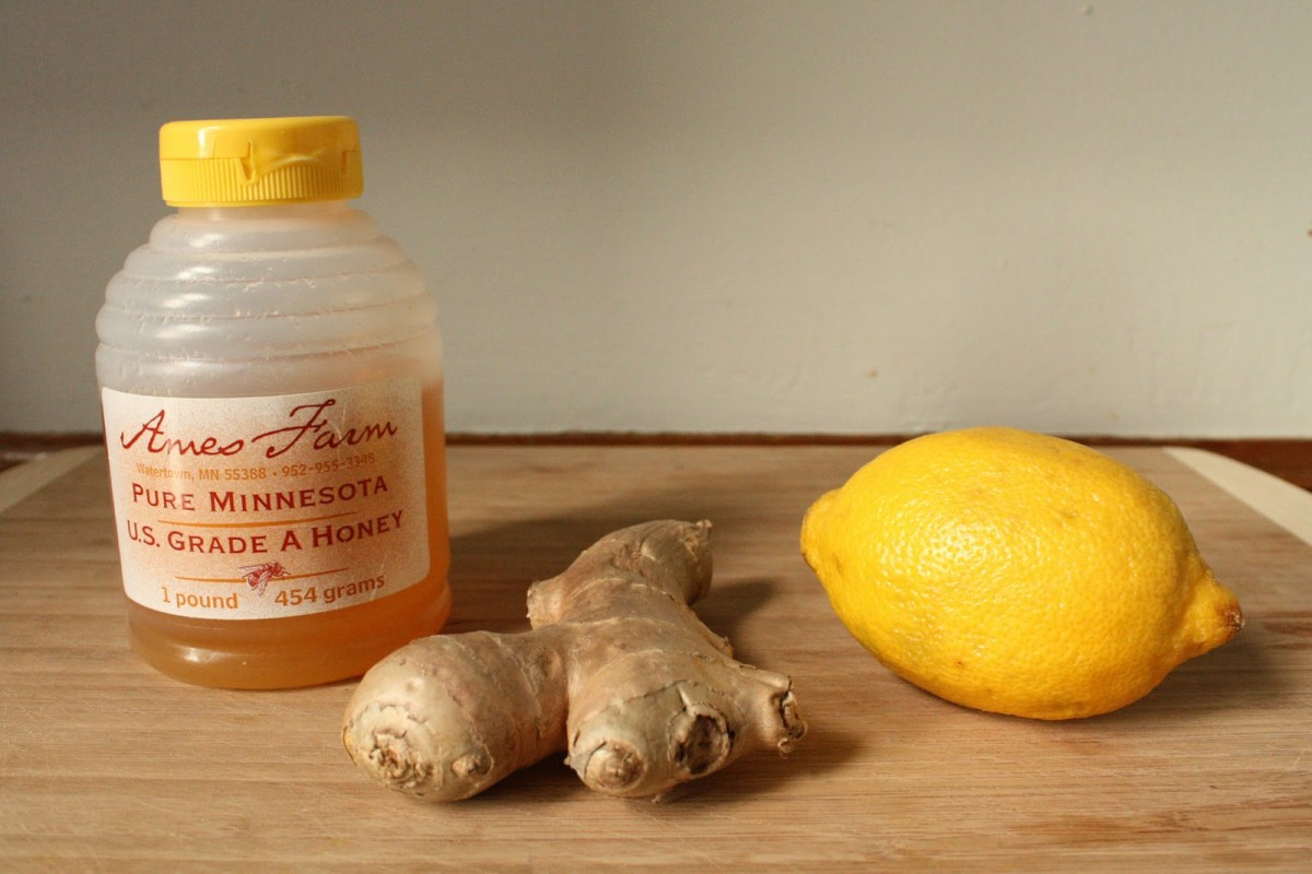 raw ginger for sore throat is beneficial