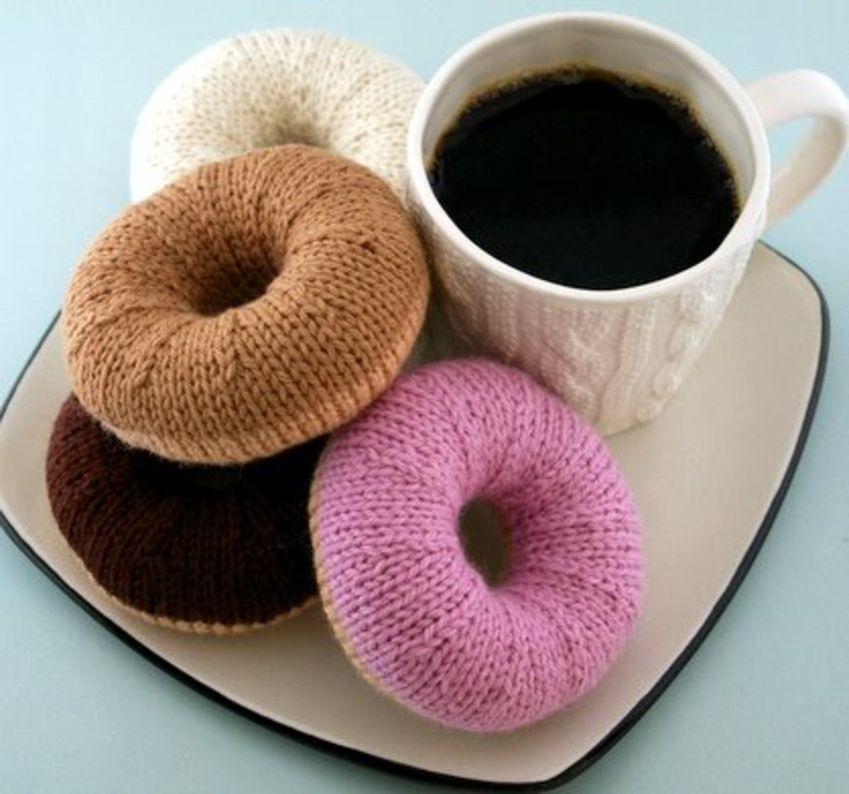 Holey donuts