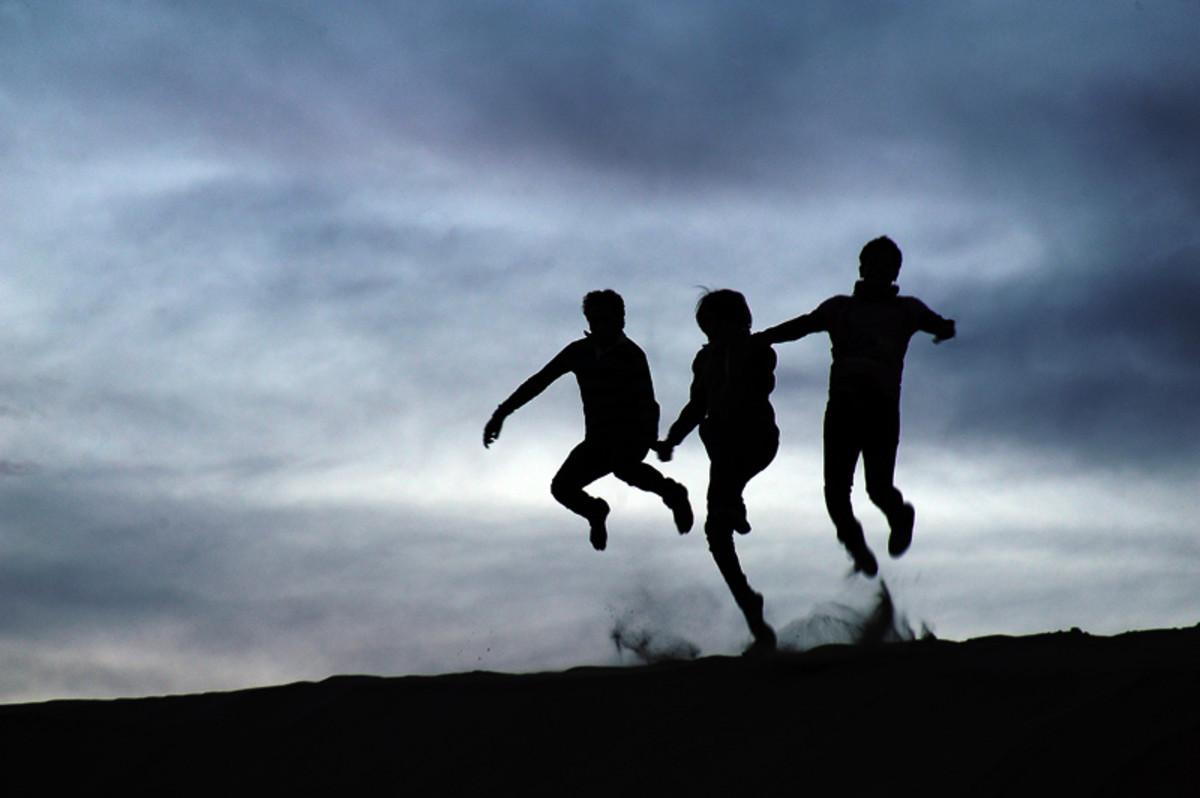 Keep active - Jump!