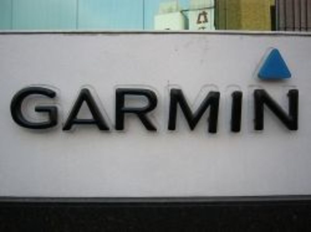 Garmin Handheld GPSes