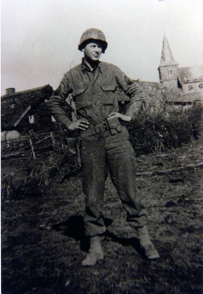 Lost in the Ardennes: The Story of Sgt. John Roberts