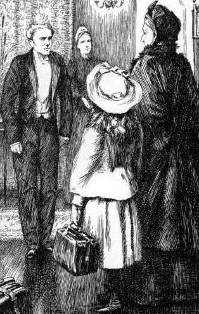 Mrs Molesworth: My New Home, illustrated by Leonard Leslie Brooke