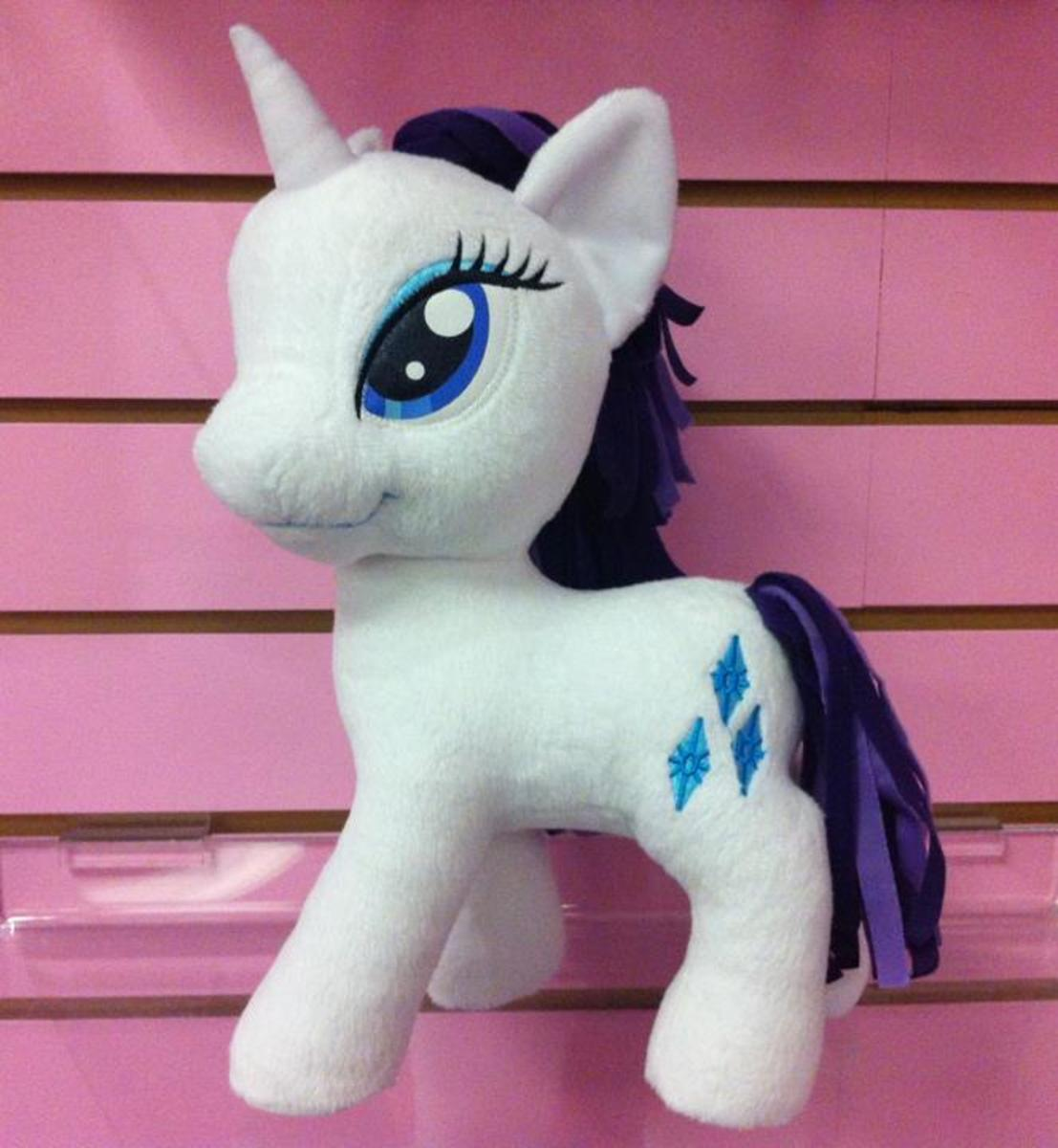 Rarity pony