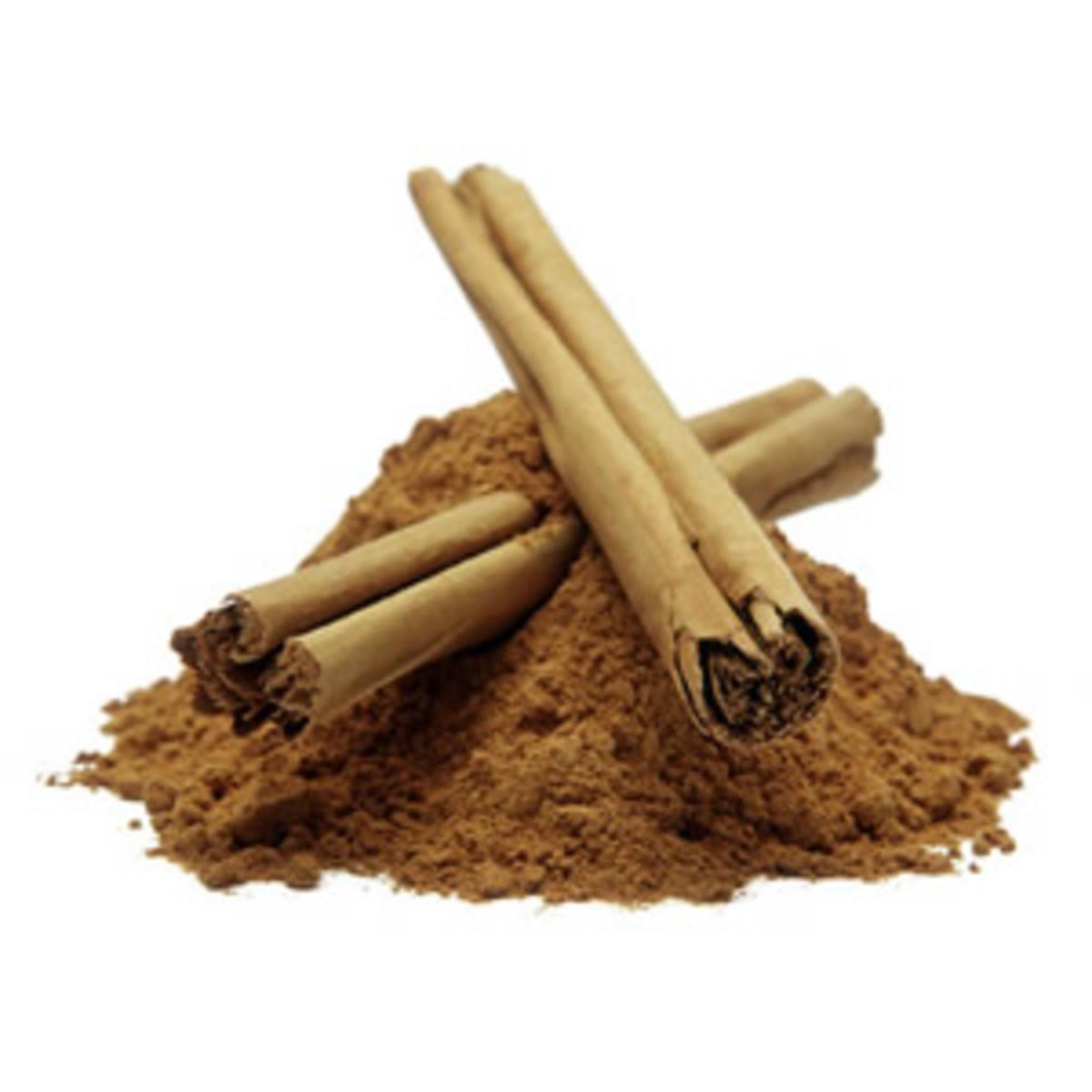 Cinnamon is effective in treating high blood pressure