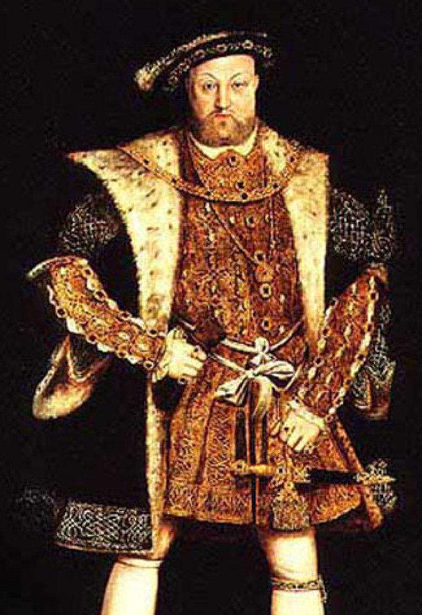 Anne Boleyn - King Henry Vlll