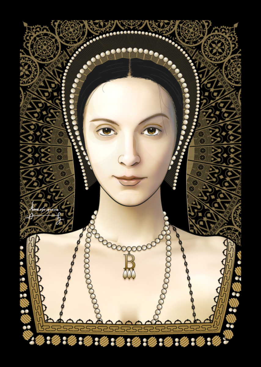 The Life Of Queen Anne Boleyn