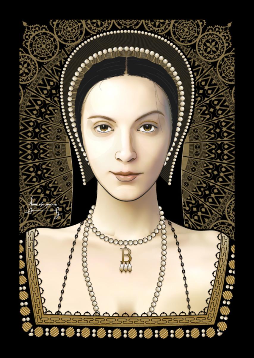 The Life Of Queen Anne Boleyn