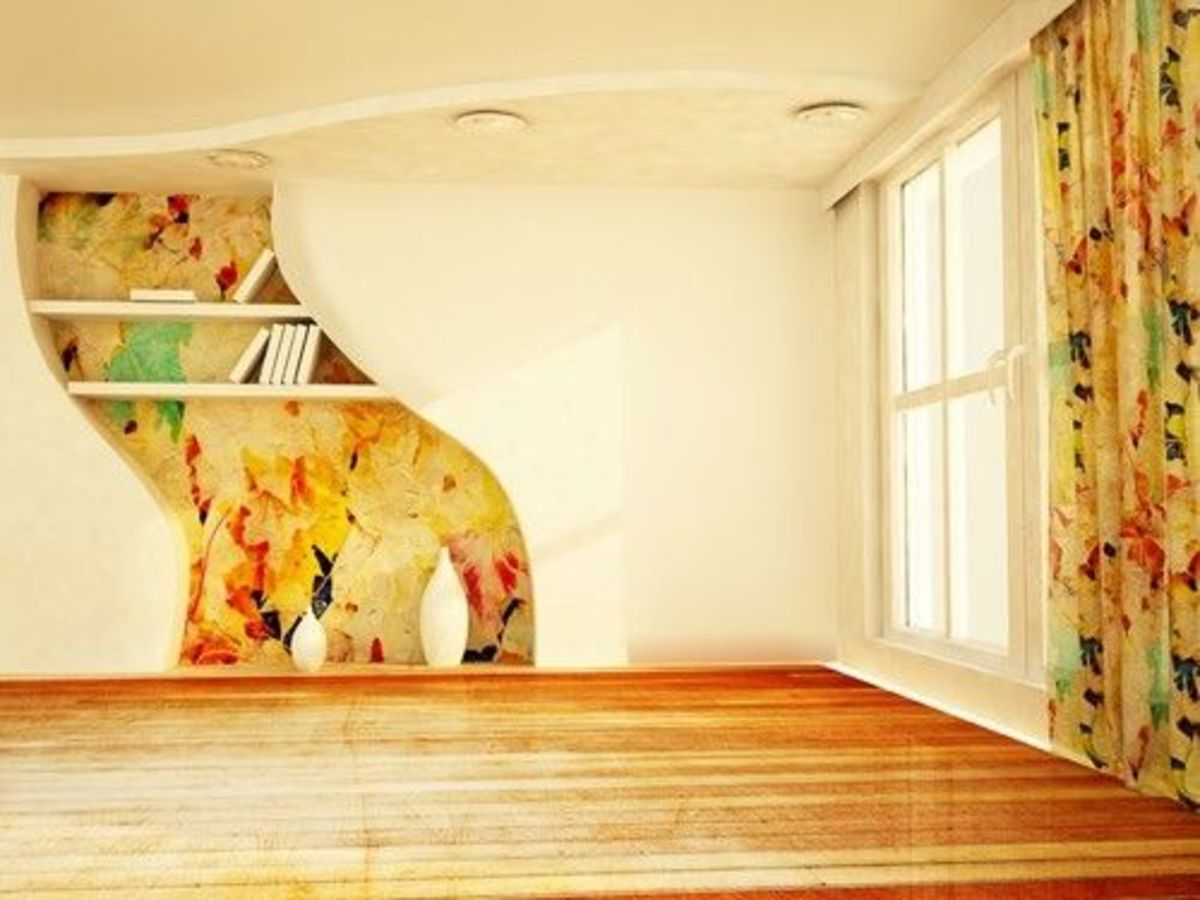 10 home niche ideas - Home Library
