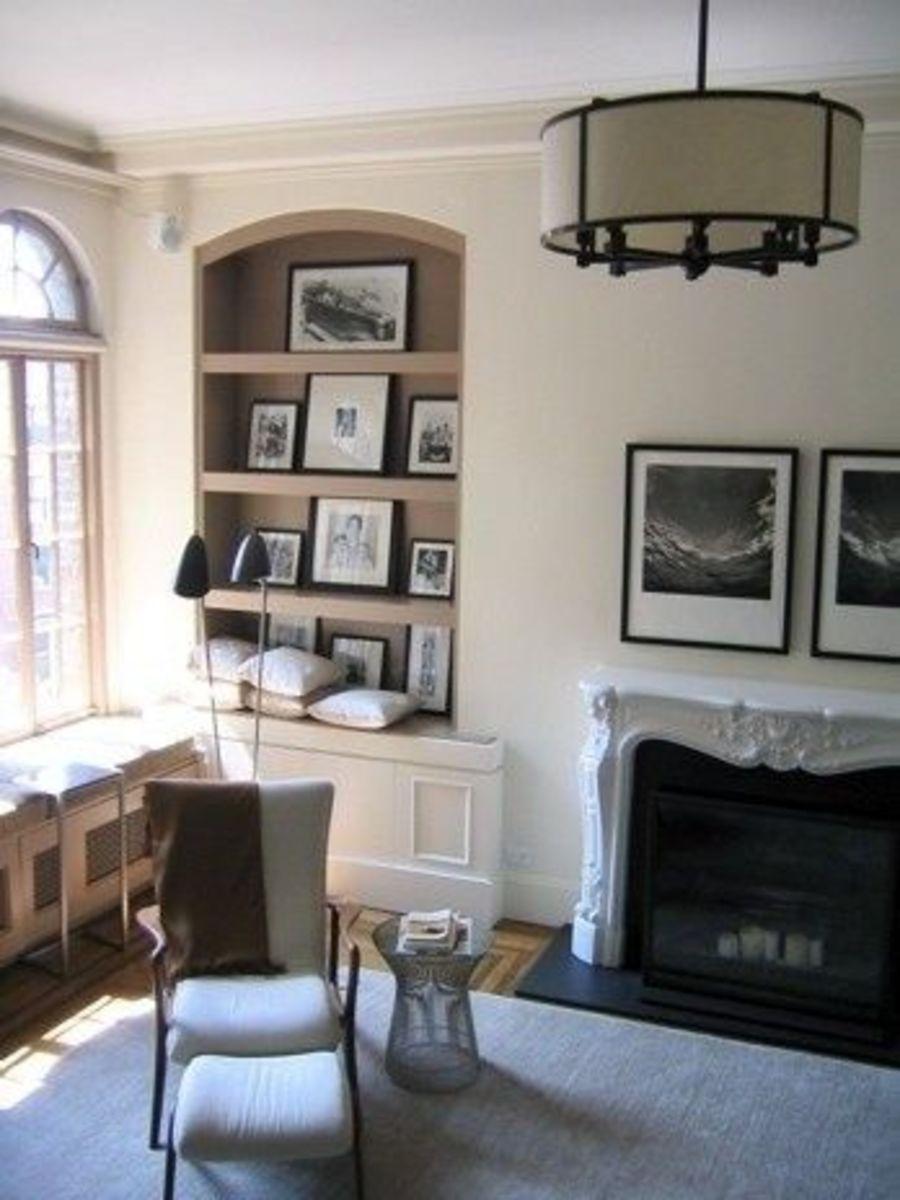 10 home niche ideas - Memory Gallery