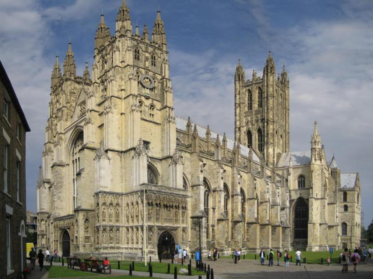 Visiting Britain's Top 10 Cathedrals