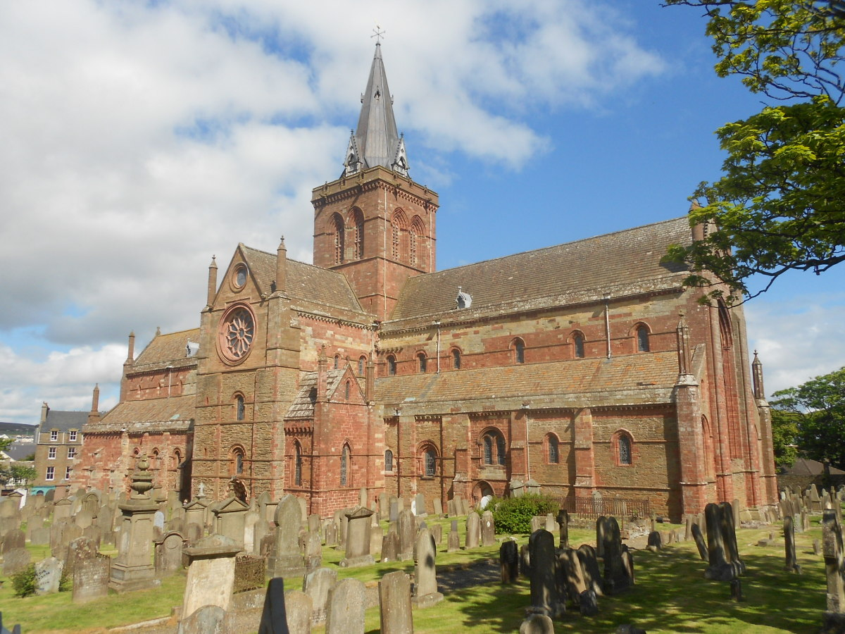 St. Magnus Cathedral, Orkney Islands
