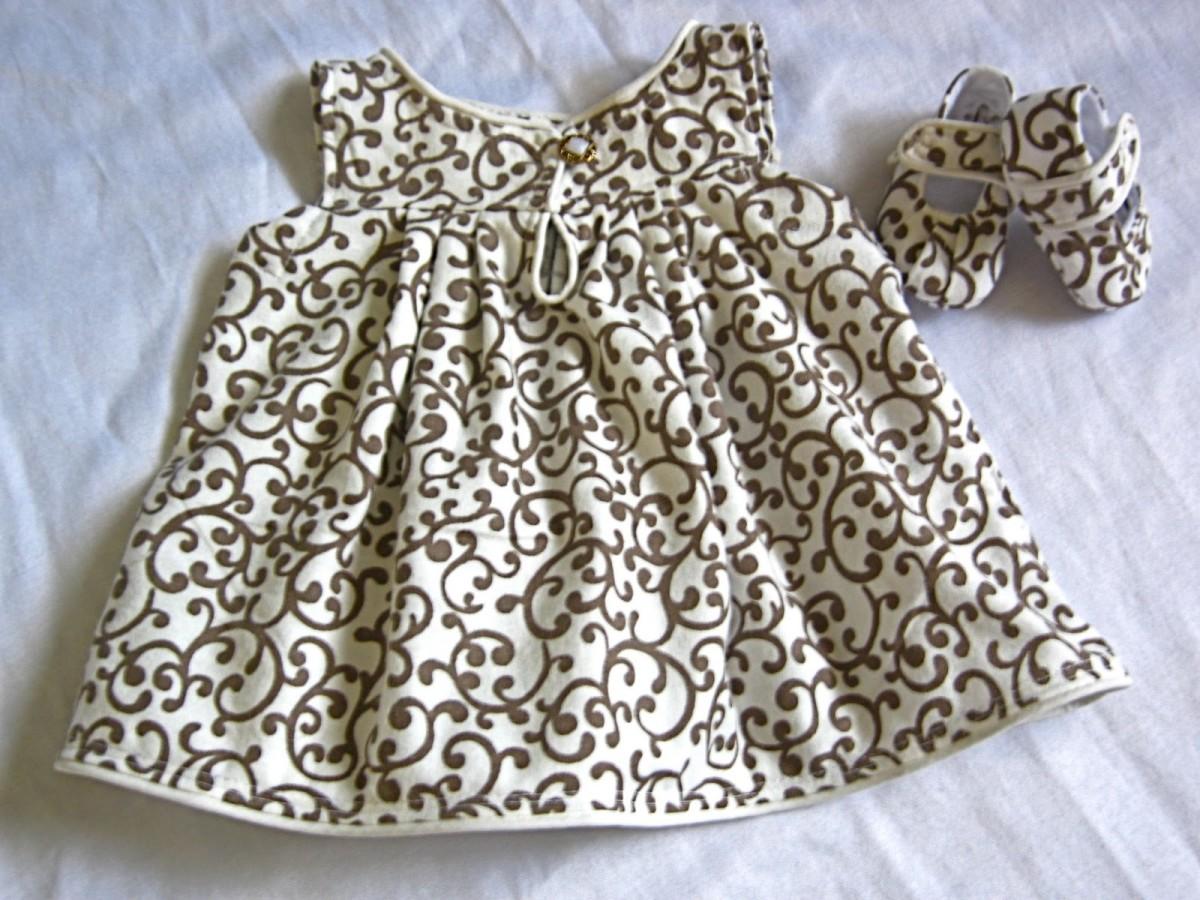 Abby Dress Tutorial