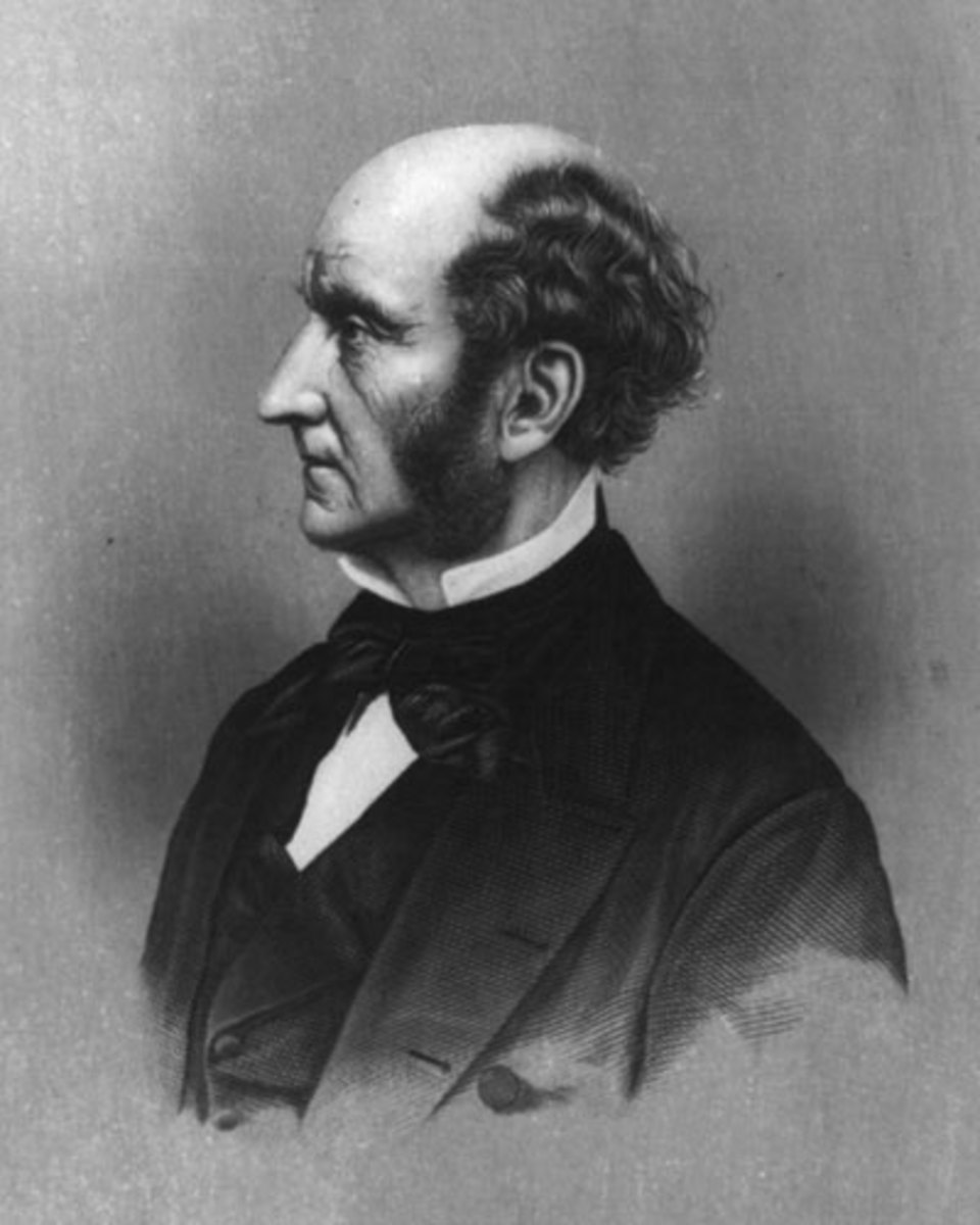John Stuart Mill propounded the cultivation of the 'Higher Pleasures' of the intellect.
