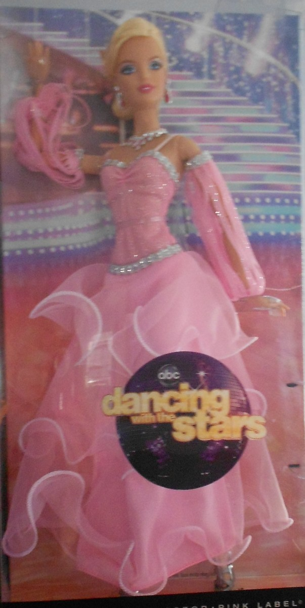 Barbie Dancing with the Stars and Other Collector Dolls