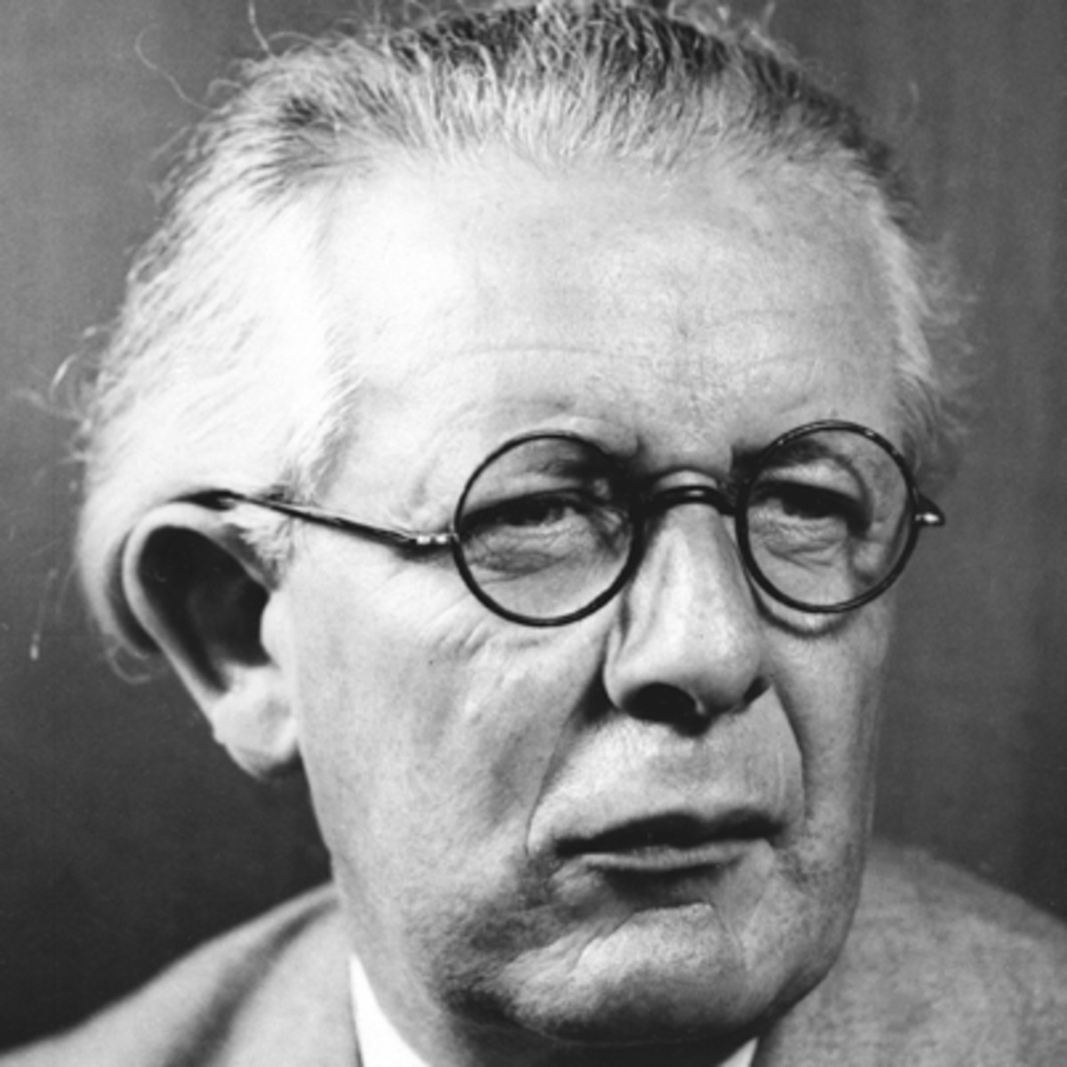 Young Jean Piaget Early Childhood...