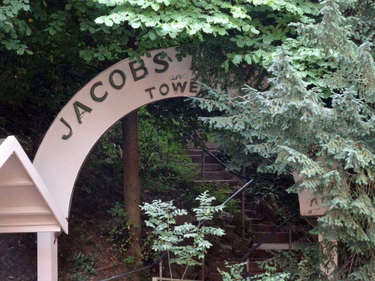 Jacobs Lader and Tower
