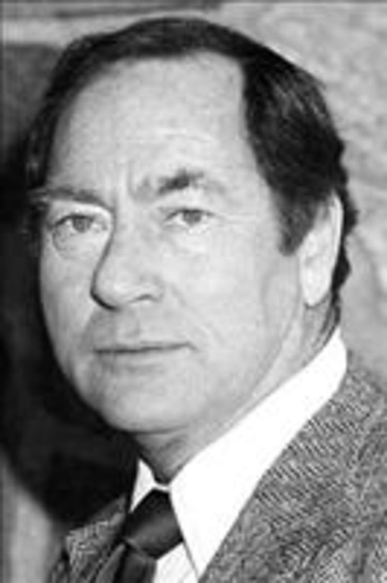 FBI agent Byron Dunbar (1927-2007)