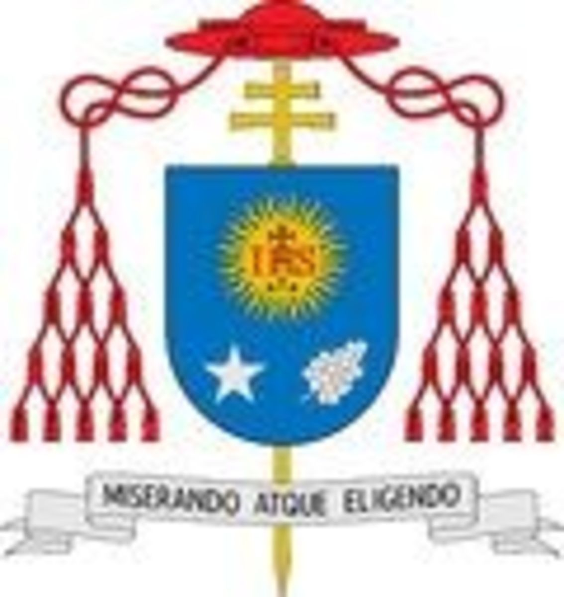 Coat of Arm Pope Francis