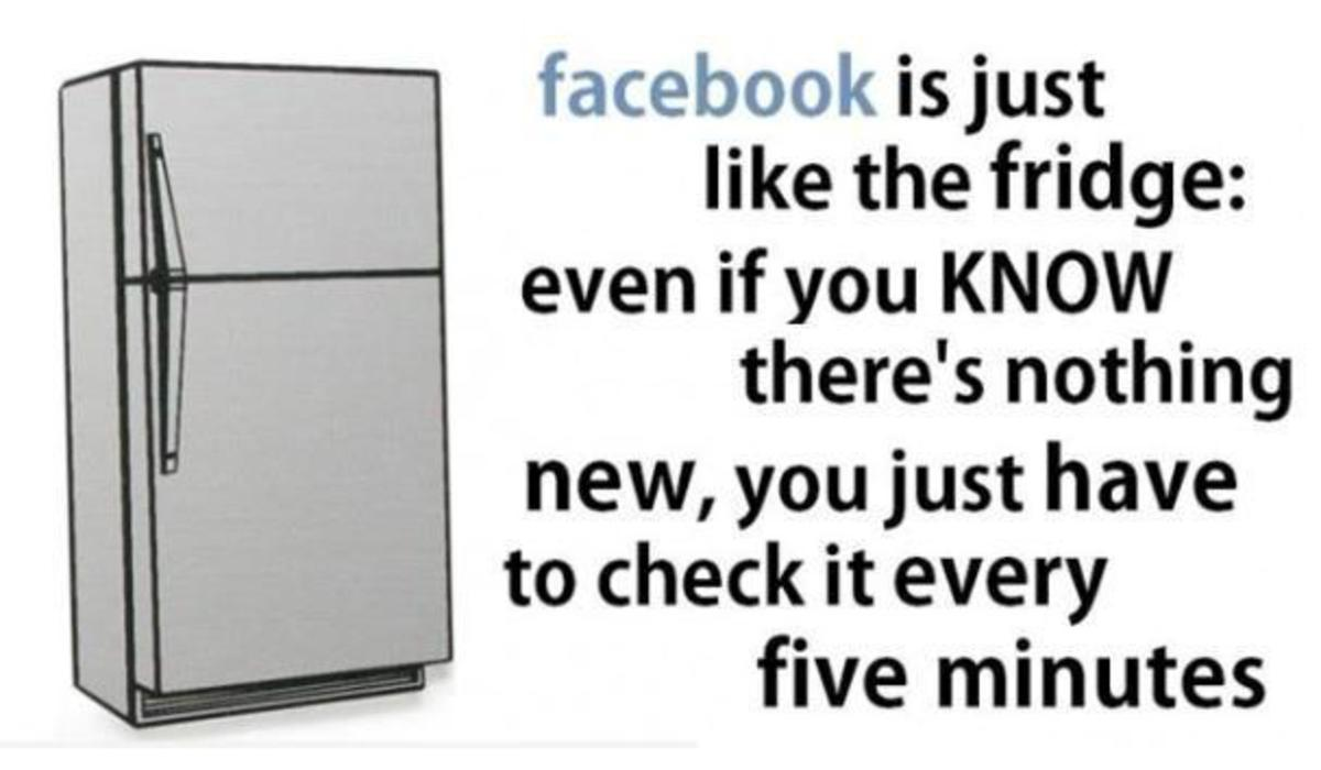 Funny things to post as your Facebook status