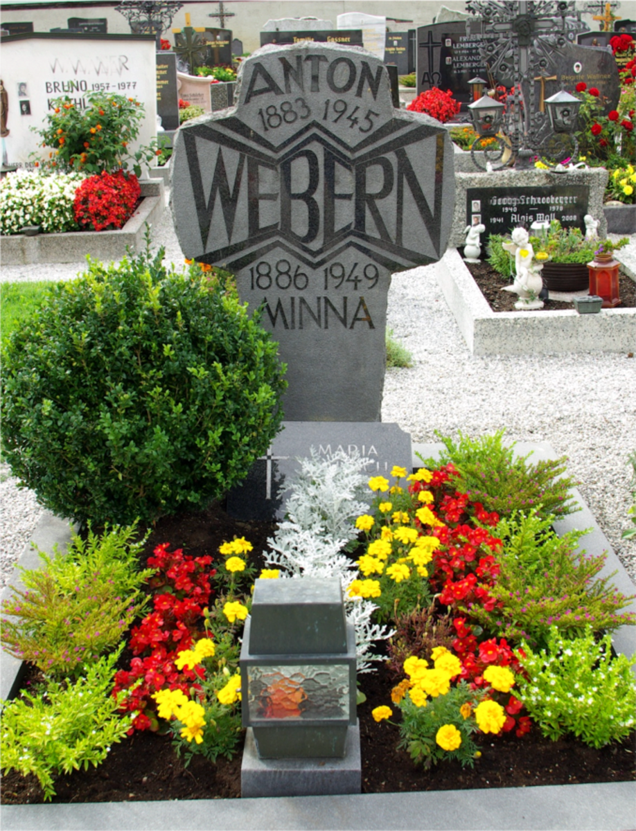 Webern's Grave