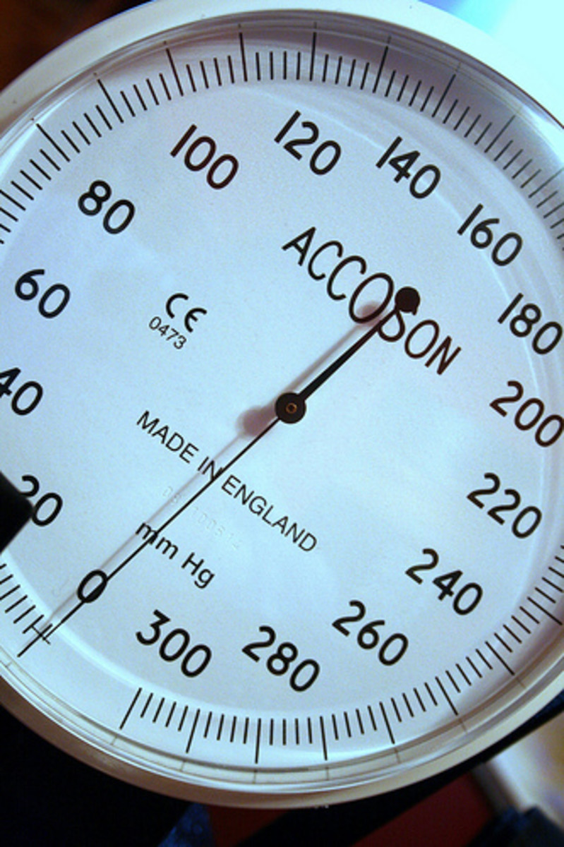 What is Low Blood Pressure and What Causes It