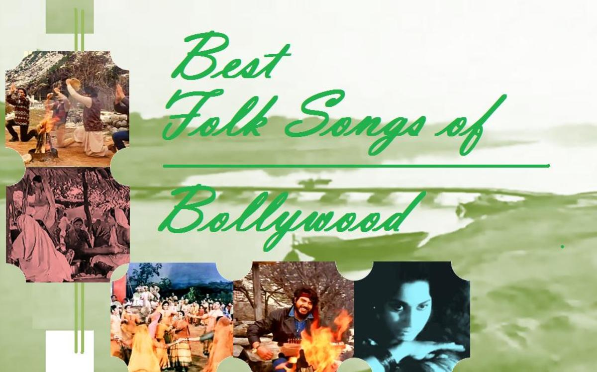 Best Folk Songs of Bollywood