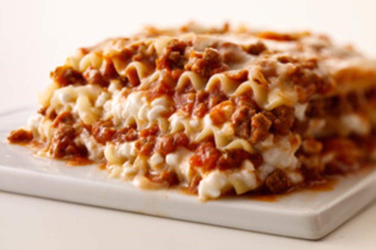 A Delicious and Hearty Lasagna Recipe