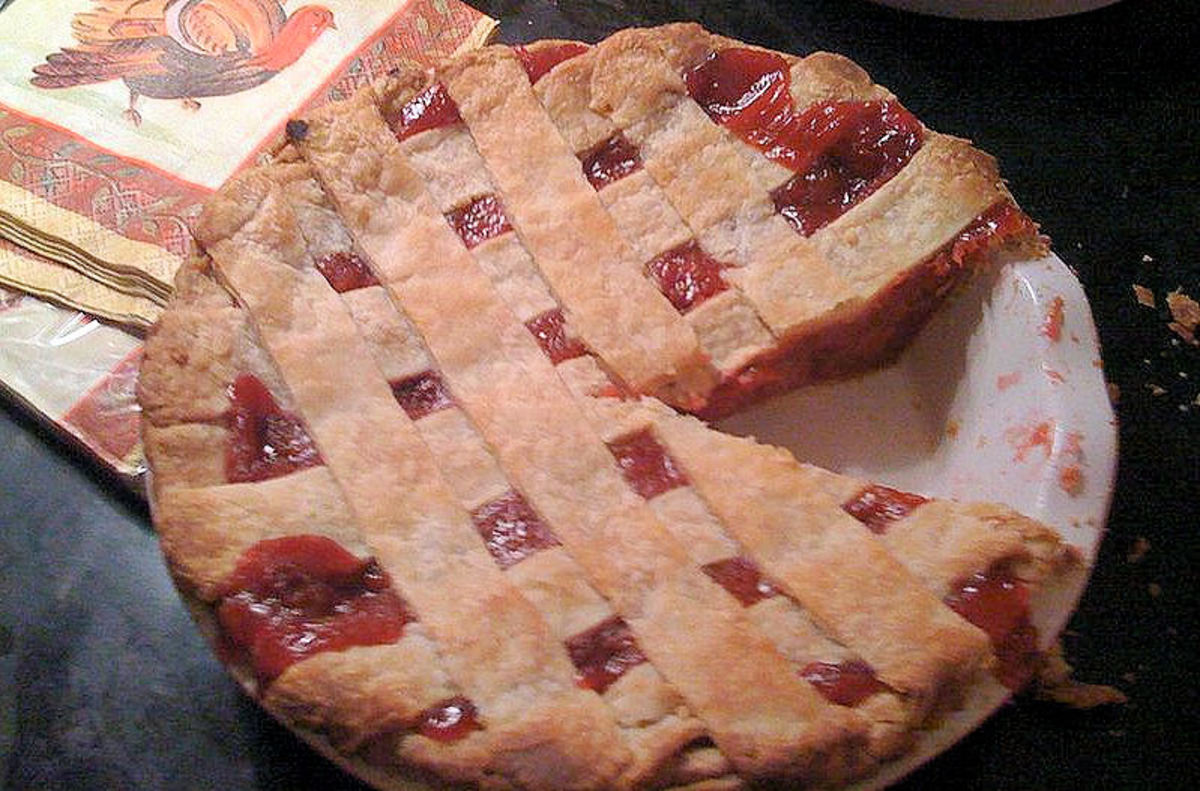 Cherry Pie makes one feel right at home.