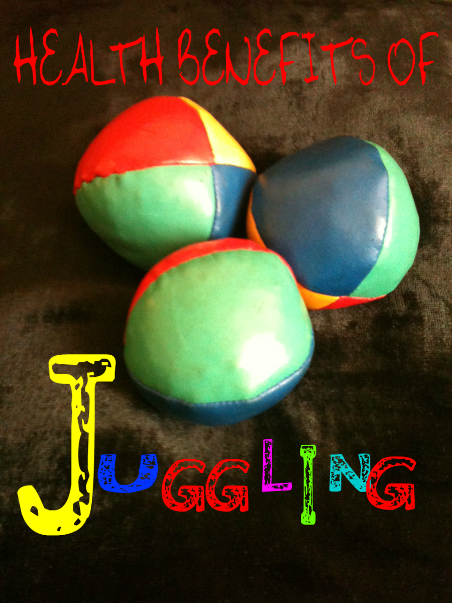 Health Benefits of Juggling