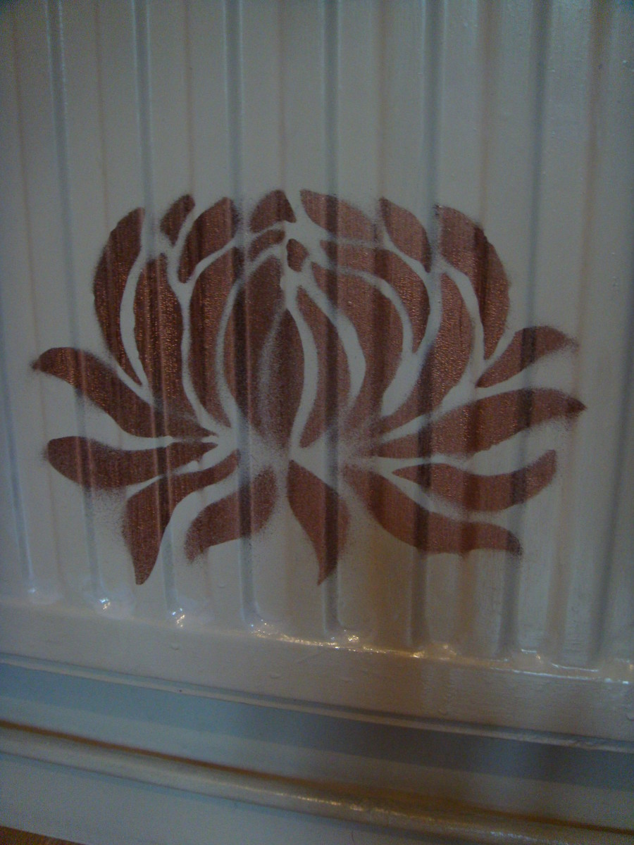 Decorate a Radiator