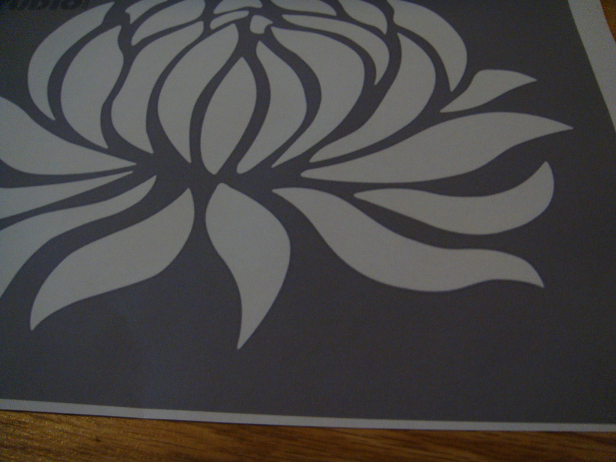 Choose a Stencil Design