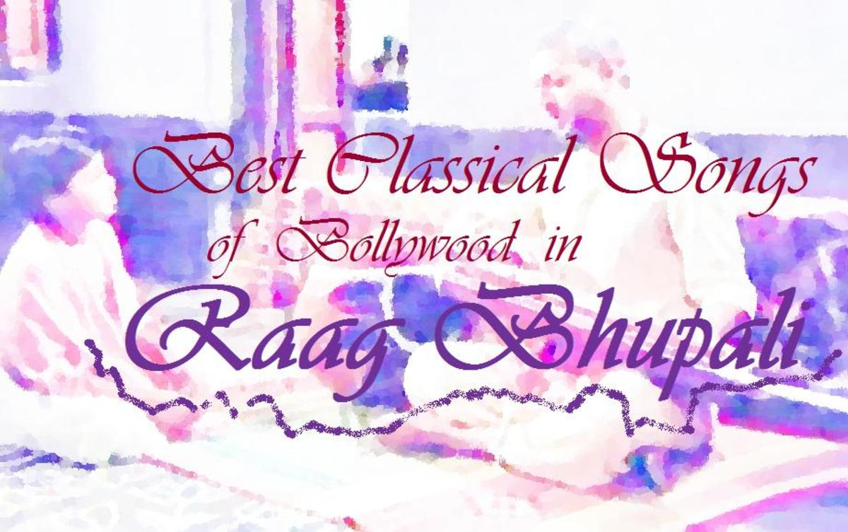 Bollywood Classical Songs in Raag Bhupali