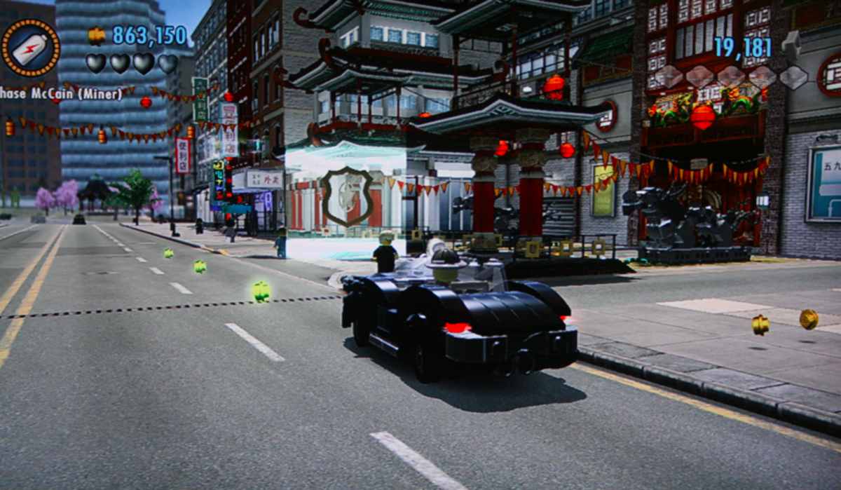 LEGO City Undercover walkthrough, Part Ten: Undercover