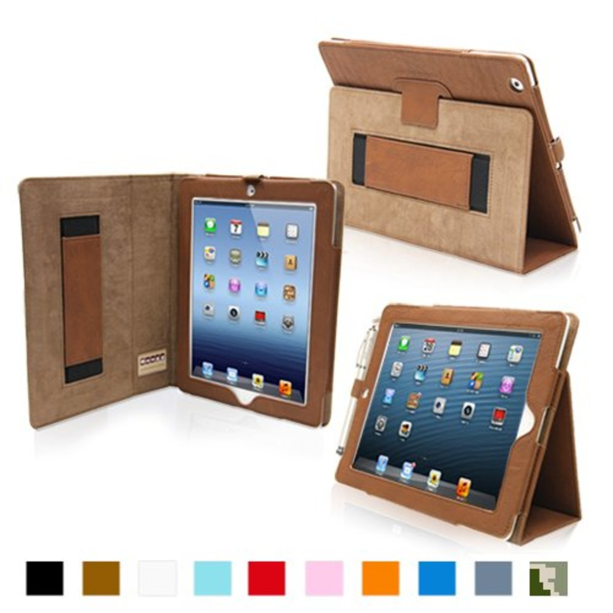 Snugg iPad Case