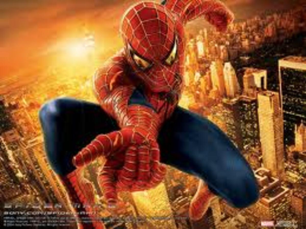 The web slinger.