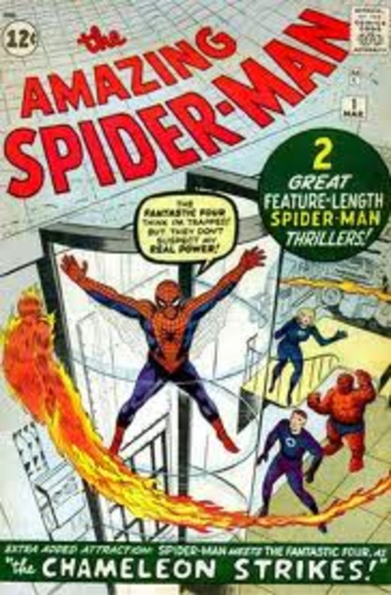 spider-man-the-key-books