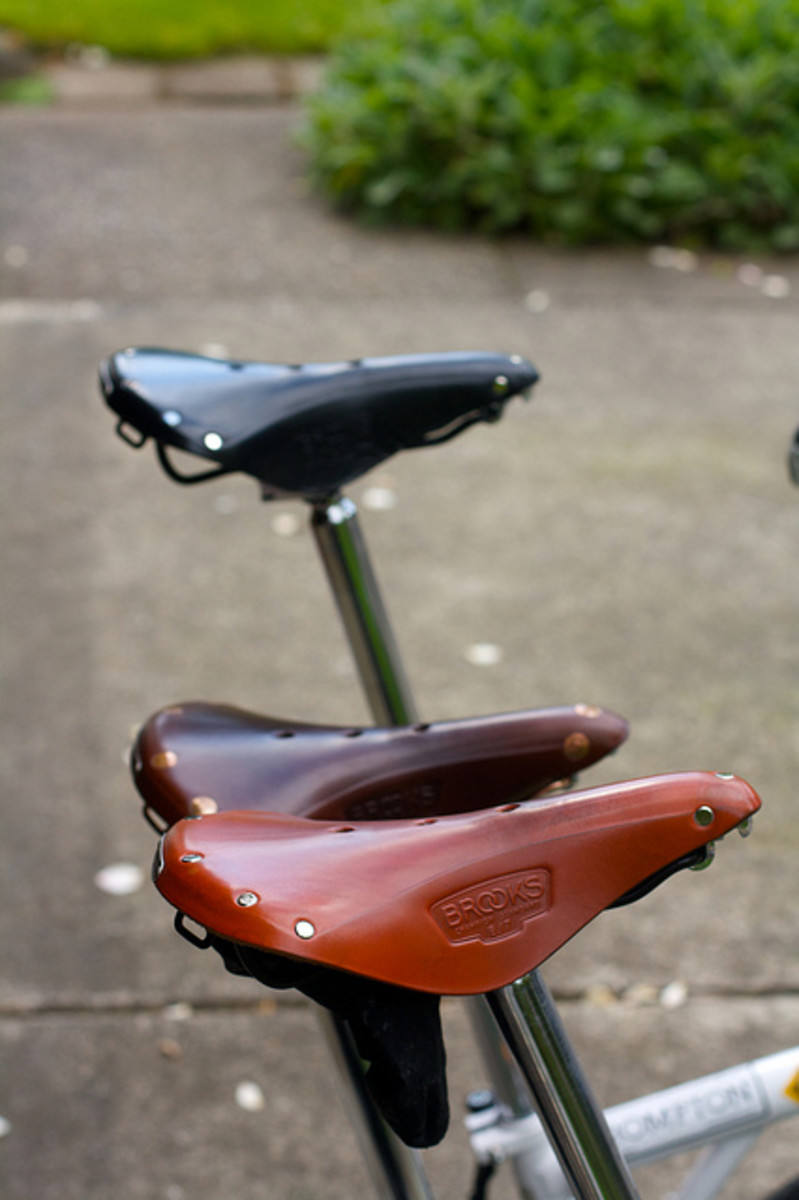 Finding The Most Comfortable Bicycle Saddle Dispelling