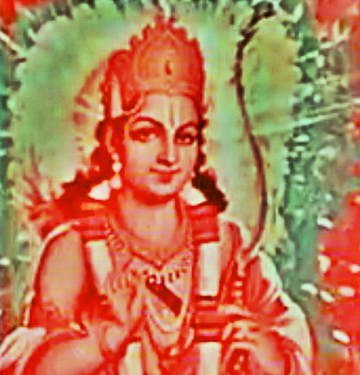 Achyutam Keshavam Ram Narayanam - A medley of Sanskrit songs