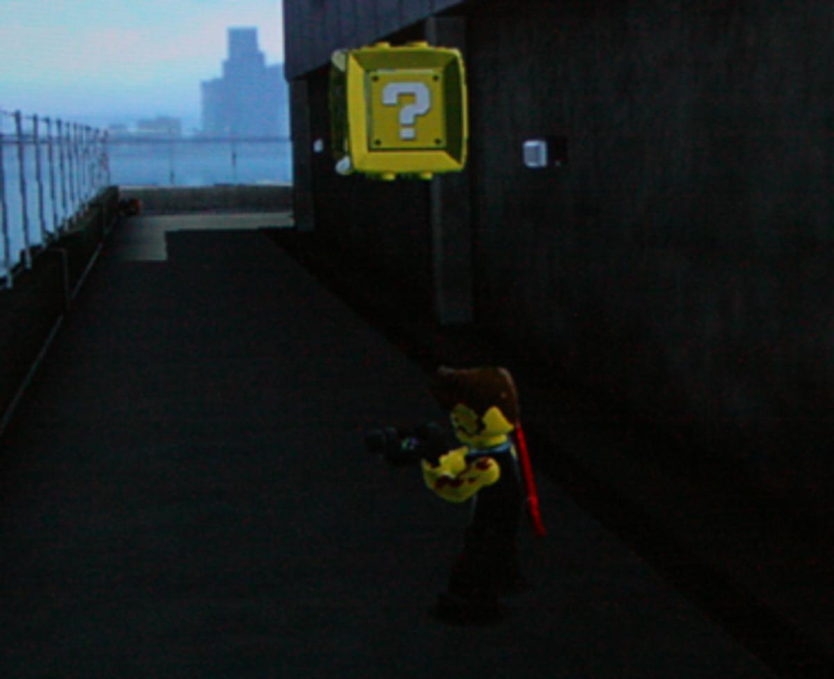 LEGO City Undercover walkthrough: Yellow Question Block Locations