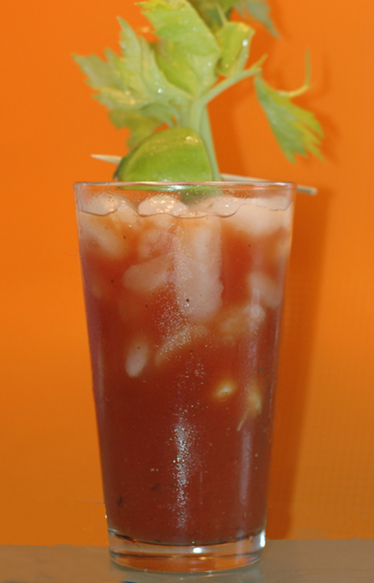 The Best Bloody Mary Mix Recipe 5 New Variations on The Classic Drink