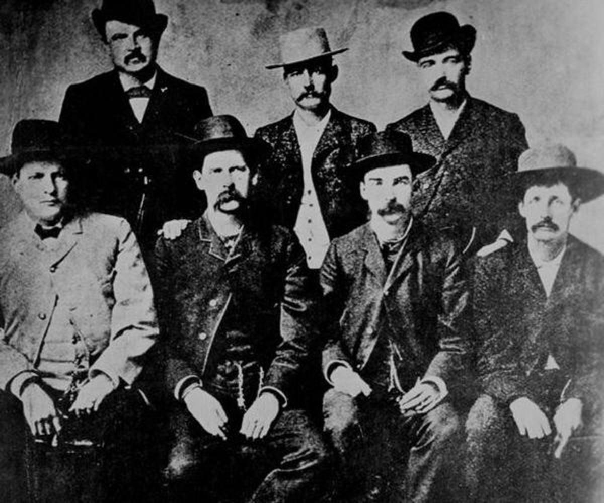 The Earp Gang