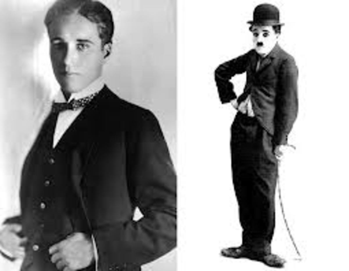 Charlie Chaplin and the 'Little Tramp' 1889-1977