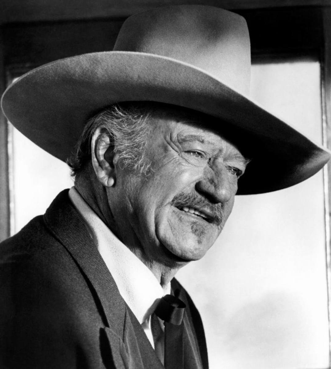 John Wayne in The Shootist (1976) Publicity photo