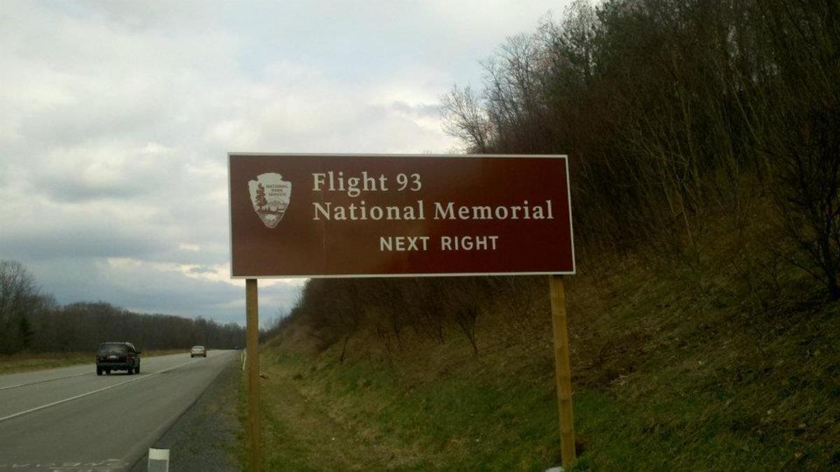 Shankville Pennsylvania - Flight 93 National Memorial