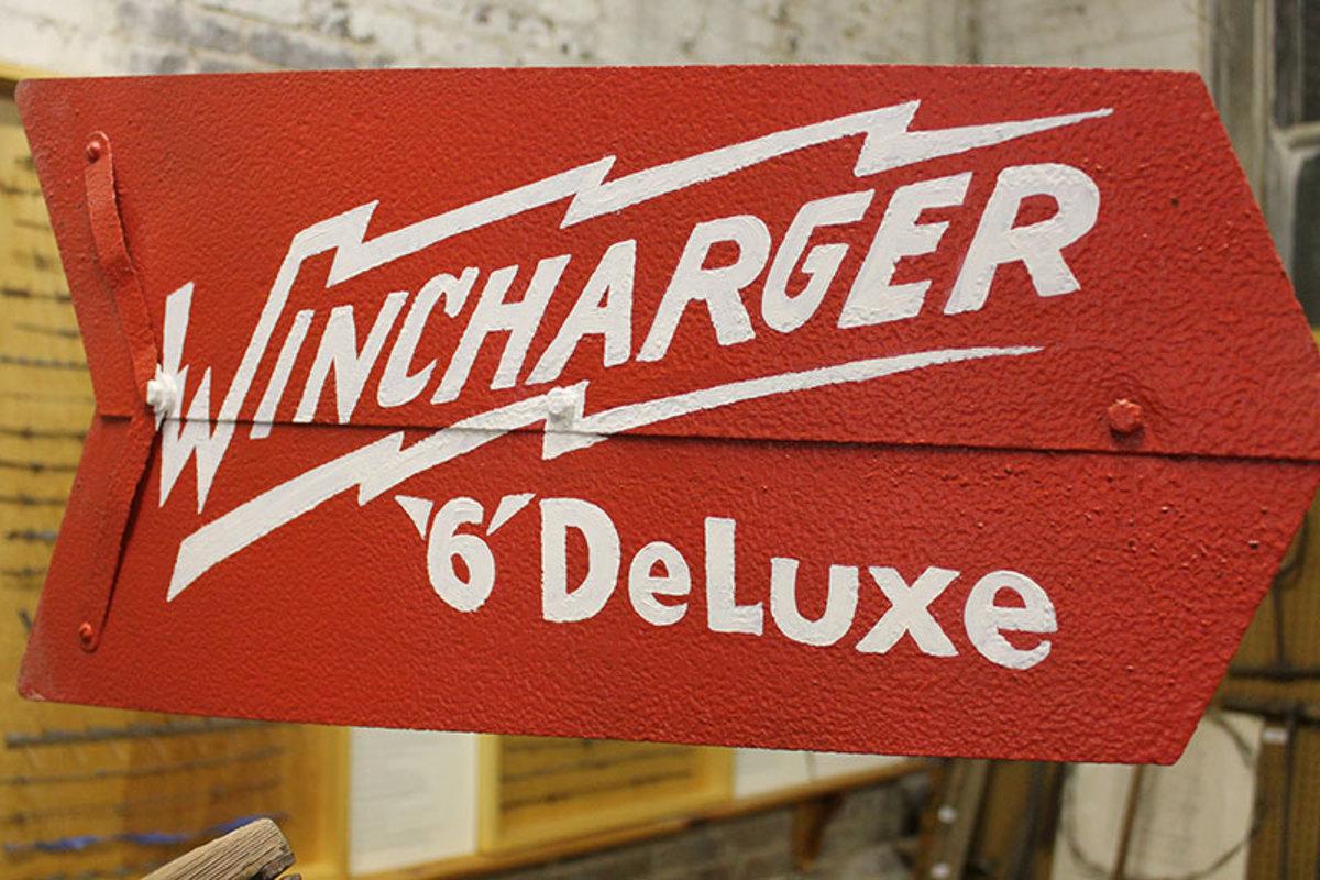 Wincharger deluxe