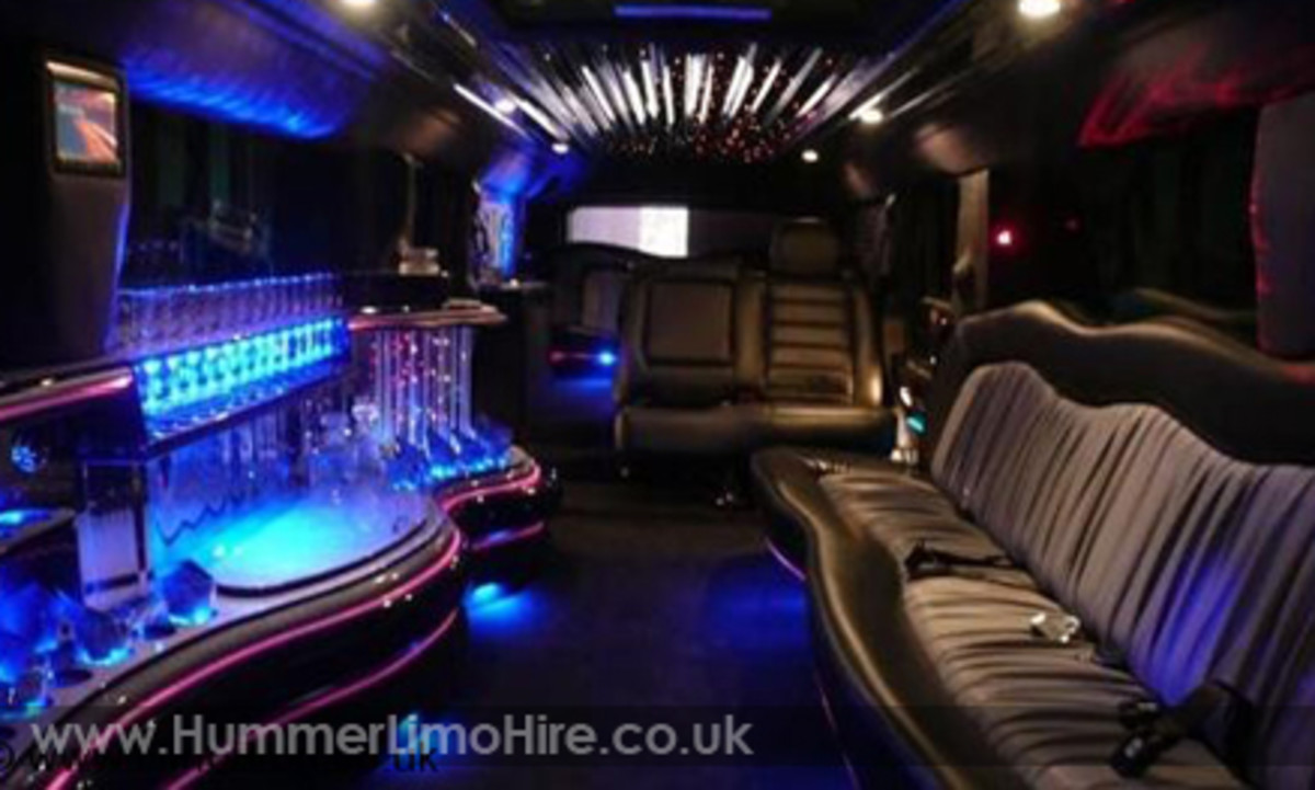 Courtesy of Hummer Limo Hire
