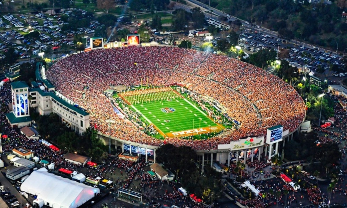 Rose Bowl Stadium Picture