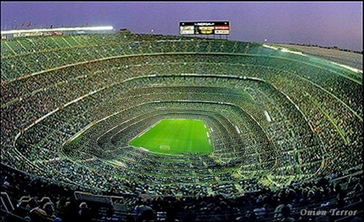Football Stadium Football Stadium With Largest Capacity