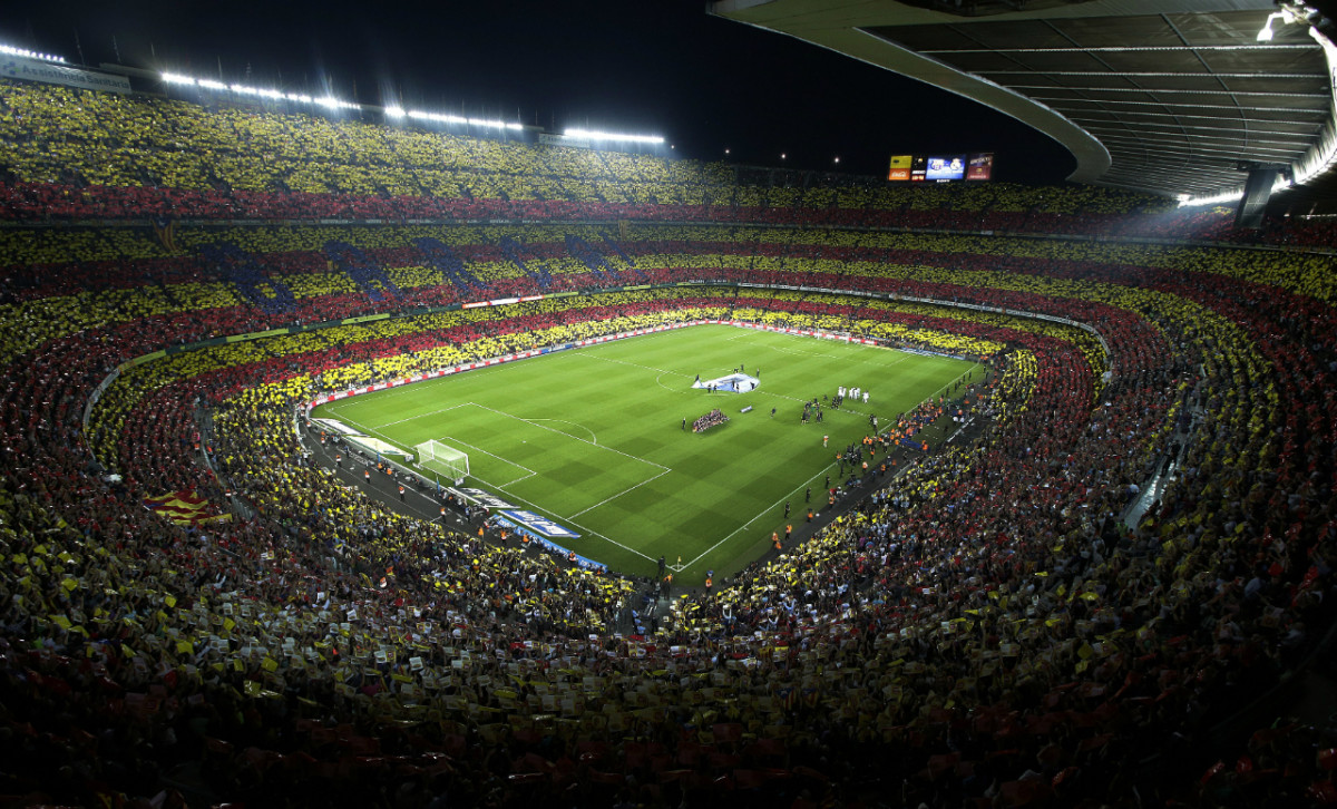 The Amazing Camp Nou